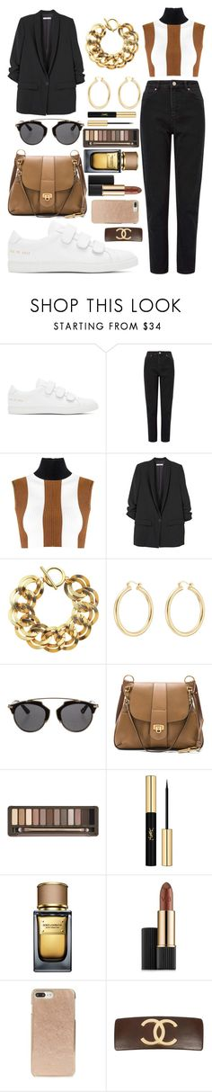"""""""Autumn Knits"""" by pulseofthematter ❤ liked on Polyvore featuring Common Projects, Miss Selfridge, Haight, MANGO, Monet, Isabel Marant, Christian Dior, Chloé, Urban Decay and Yves Saint Laurent"""