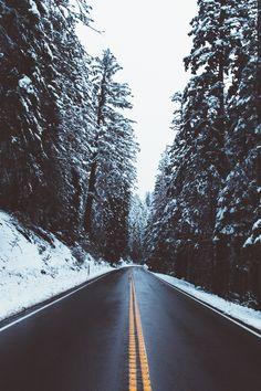 Ponderation — banshy:   Winter Road Trip by Kyle Kuiper