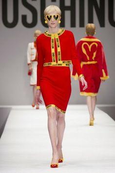 Moschino @ Milan Fashion Week winter 2014-15