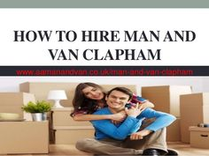 If you want to enjoy a smooth and effective removal that comes totally hassle free then you can hire our man and van #Clapham services, because in that case they can prove to be the best option for you. That means you don't have to worry about your house or office removals anymore.