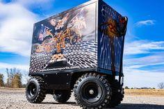 Home Electric Utility, Electric Motor, Off Road Tires, Pugs, Monster Trucks, Platform, Heel, Wedge, Pug Dogs