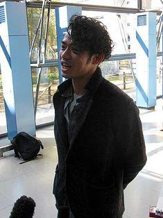 2011-02-21 台北から帰国した高橋大輔