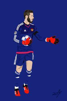 Best Football Team, Football Art, Cristiano Ronaldo Celebration, Soccer Drawing, Sports Drawings, Manchester United Players, Association Football, Football Wallpaper, Man United