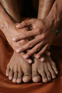 hands and feet by just.Luc, via Flickr