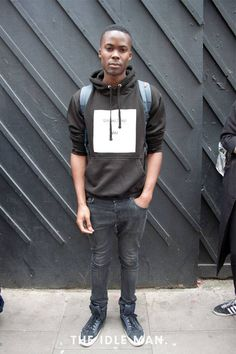 Urban Hoodie Grey Jeans