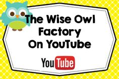 The Wise Owl Factory has videos on YouTube for teachers and bloggers