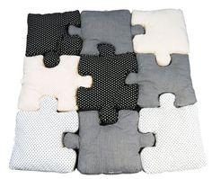 le puzzle en version coussin