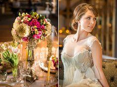 glamourous wedding inspiration33 Glamourous Wedding Inspiration