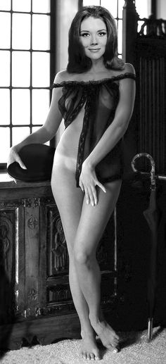 Diana rigg as emma peel nude matchless
