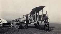 "https://flic.kr/p/SazXnr | Preparing to Fly from Croydon to Paris 24th Nov 1920 | In 1920 Croydon Aerodrome in London  was the international airport for all international flights.  According to wikipedia ""The new aerodrome opened on 29 March 1920.  Plough Lane remained a public road crossing the site, and road traffic was halted when necessary, first by a man with a red flag and later by a gate."