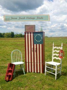 Summer Guest Bloggers {Farm Fresh Vintage Finds}