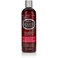 Give damaged, over-processed hair a miracle makeover with Hask Keratin Protein Smoothing Shampoo. Infused with Hydrolyzed Keratin to reduce frizz, this shampoo gently cleanses leaving even the most un Shampoo And Conditioner, Hair Shampoo, Protein, Hair Frizz, Frizzy Curls, Curls Hair, Argan Oil, Beauty Care, Wavy Hair
