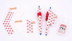 Bonecas japonesas de EVA - Portal de Artesanato - O melhor site de artesanato com passo a passo gratuito