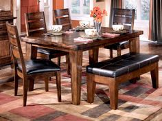 Kitchen Table With Bench Pictures Ideas