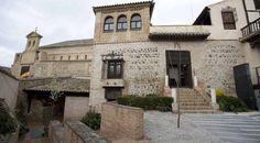 Vista de uno de los accesos al Museo del Greco, tras su reapertura. Toledo © Ministerio de Cultura