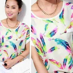 Chiffon top for women Price 749 only