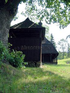 Topola Muzeum.SK - Drevené kostolíky na Slovensku
