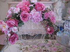 Rose Carriage