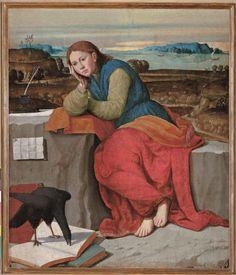 Piero di Cosimo - San Giovanni a Patmos