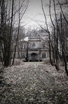 Twardowski Palace (Poland) Twardowski Palace (Poland) Related posts:What an abandoned mansion looks like as it deteriorates when it's not cared for between 1965 and House & Chapel - Urbex Explore - Abandoned Abandoned Buildings, Abandoned Property, Old Abandoned Houses, Abandoned Castles, Old Buildings, Abandoned Places, Old Houses, Abandoned Mansion For Sale, Spooky Places