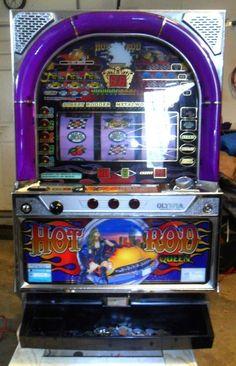 QUARTER/TOKEN PACHISLO HOT ROD QUEEN SLOT MACHINE, 268 PAGE MANUAL | Collectibles, Casino, Slots | eBay!