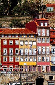 Colorful, Porto, Portugal