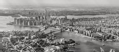 Aerial view of the Island of Manhattan and part of Queens Borough of New York Aerial Photography, Amazing Photography, Urban Landscape, Landscape Photographers, Aerial View, Beautiful Landscapes, Manhattan, New York Skyline, Island