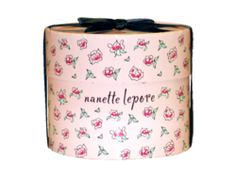 CUSTOM - Round Box with Printed Ribbon (Bags and Boxes)
