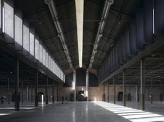 New exhibition center in Madrid´s old slaughter house