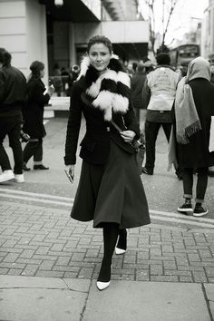 On the Street…Oxford St., London