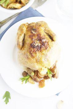 how to make chicken leg ballotine