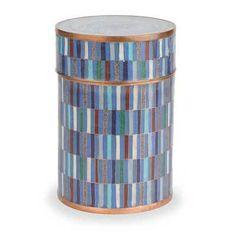 Fabienne Jouvin Cloissonne Jar