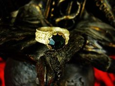 Great Signet Ring of Merlinus Ambrosius- DISCOVER THE GRIMOIRE OF MERLIN!!!