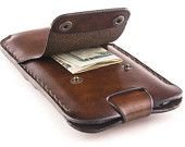 iPhone 6 Leather Case. Carefully handmade in Italy. Available also for iPhone 6 plus.
