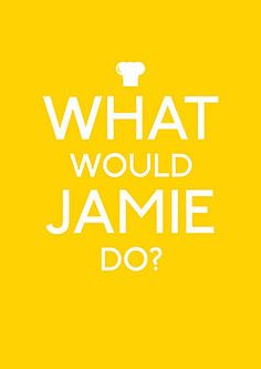 Nice poster for the kitchen #JamieOliver #Keepcalmand