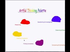 A quick guided tour of the Artful Thinking site by Harvard's Project Zero.