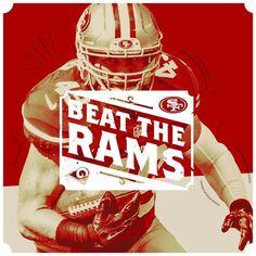 1/3 San Francisco 49ers beat the St Louis Rams 19-16