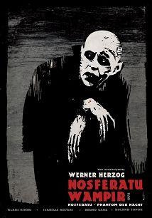 Nosferatu, Herzog,  polski plakat filmowy