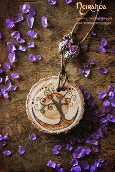 "Celtic ""Tree of Life"" pendant"