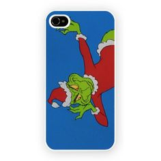 How the Grinch Stole Christmas iPhone 4 4s and iPhone 5 Cases
