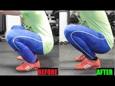 SQUAT STRONGER - Increasing Ankle Dorsiflexion | Straight to the Bar : Helping you get stronger since 2004