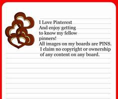 Can't get enough Pinterest! Love it ♥