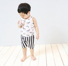 Organic cotton Zebra pajamas for the cutest toddler in your life. Amazeballs.