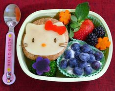 Healthy- yet adorable.   But, I would still be hungry !!!   LOL