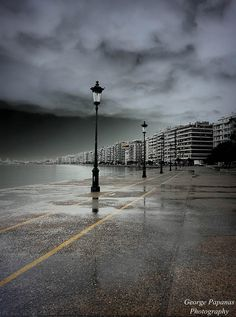 Find images and videos about Greece and thessaloniki on We Heart It - the app to get lost in what you love. Great Places, Places To See, Beautiful Places, Greek Beauty, Athens Greece, Macedonia Greece, Thessaloniki, Greece Travel, Beautiful Islands