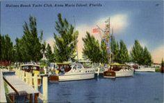 vintage anna maria florida postcards | Vintage Anna Maria Island Florida Vintage Postcards & Images
