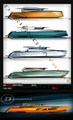 YACHT Design by J. David Weiss at Coroflot.com
