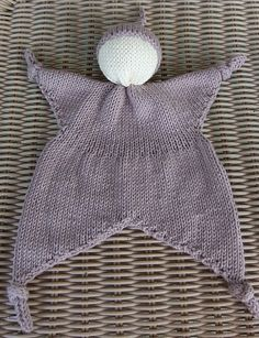 Please note the recommended yarn is an organic cotton DK. I would not recommend wool for this or any loosely spun cotton yarn regardless of whether it is organic or not. Remember this is intended to go into baby's mouth so some common sense is needed.