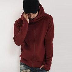 Cool Men Winter Warm Solid Color Gloves Sleeve Hooded Sweatshirt Outwear Jacket. Item Type: Outerwear & CoatsOuterwear Type: JacketsGender: MenThickness: StandardLining Material: PolyesterStyle: CasualBrand Name: SANWOODClosure Type: ZipperClothing Length: RegularSleeve Style: RegularMaterial: PolyesterPattern Type: SolidDetachable Part: NoneHooded: YesModel Number: 8101155Collar: Turn-down CollarType: RegularDecoration: AppliquesCuff Style: Conventional