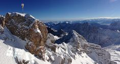 Zugspitze – Germany's highest mountain